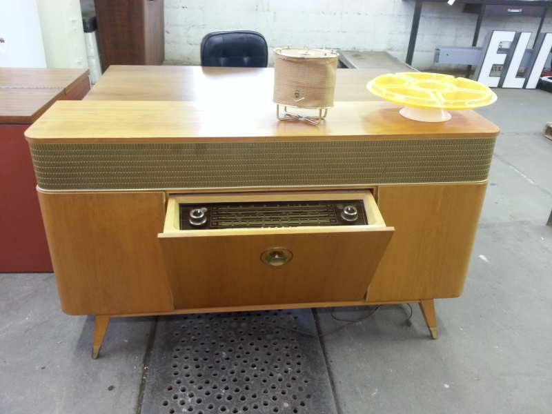 Grundig Majestic Stereo Cabinet