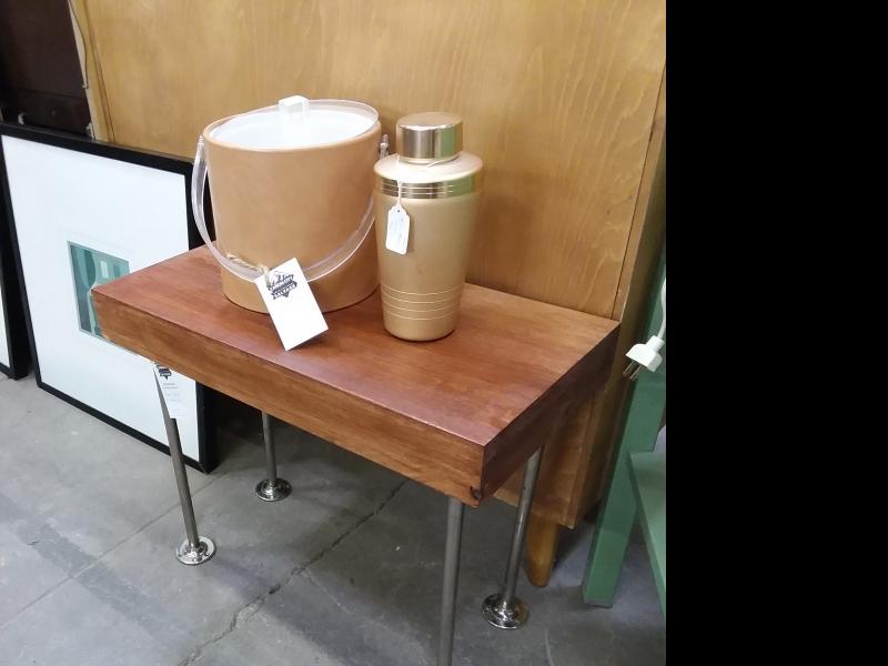 Vintage Martini Shaker